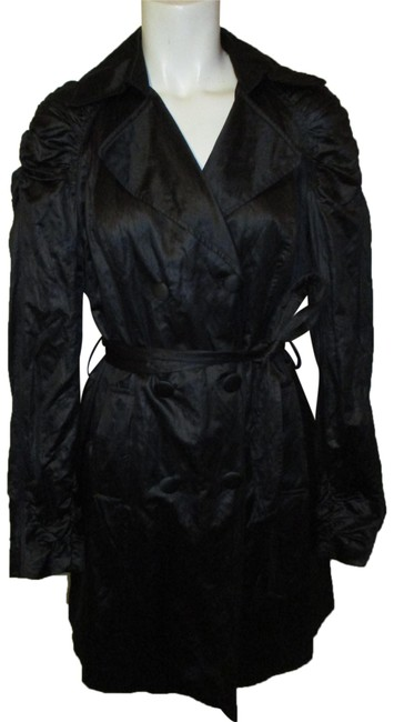 Preload https://img-static.tradesy.com/item/24894419/inc-international-concepts-black-double-breasted-belted-coat-size-8-m-0-1-650-650.jpg