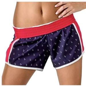 Devon Maryn RED WHITE BLUE Shorts
