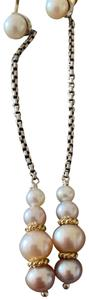David Yurman pearl drop