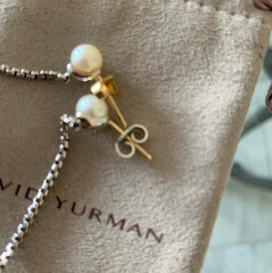 David Yurman pearl drop Image 4