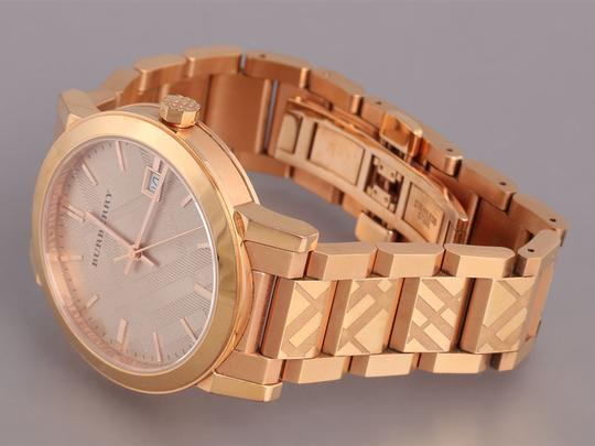 Burberry THE CITY CHECK WATCH 39MM Image 2