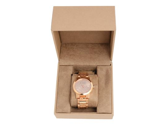 Burberry THE CITY CHECK WATCH 39MM Image 5