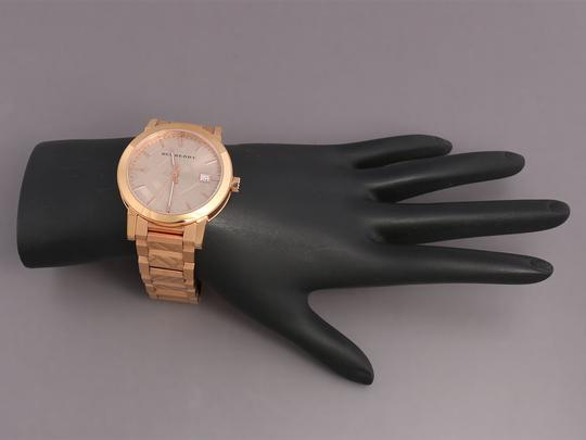 Burberry THE CITY CHECK WATCH 39MM Image 6