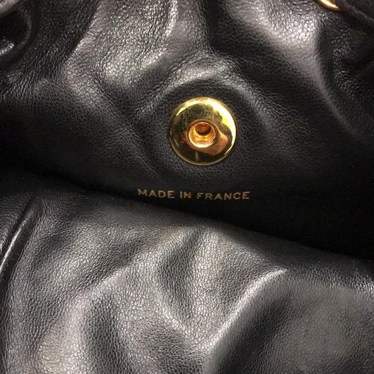 Chanel Leather Vintage Classic Backpack Image 10