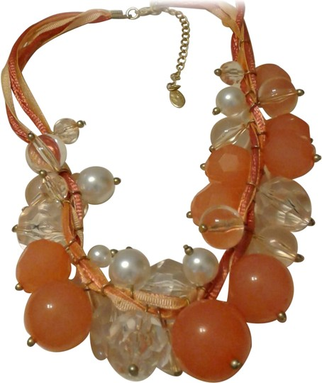 Preload https://img-static.tradesy.com/item/24894675/robert-rose-orange-women-necklace-0-2-540-540.jpg