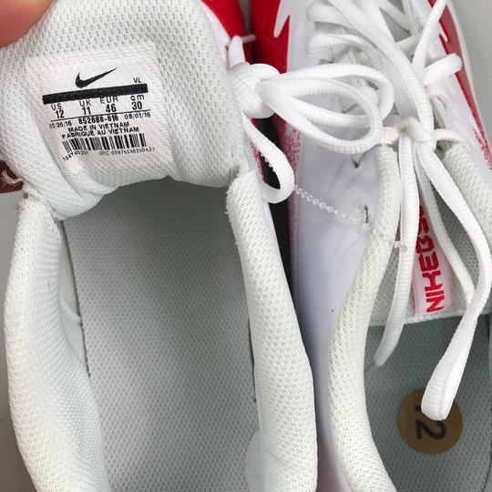 Nike Red/White Athletic Image 10