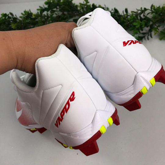 Nike Red/White Athletic Image 3