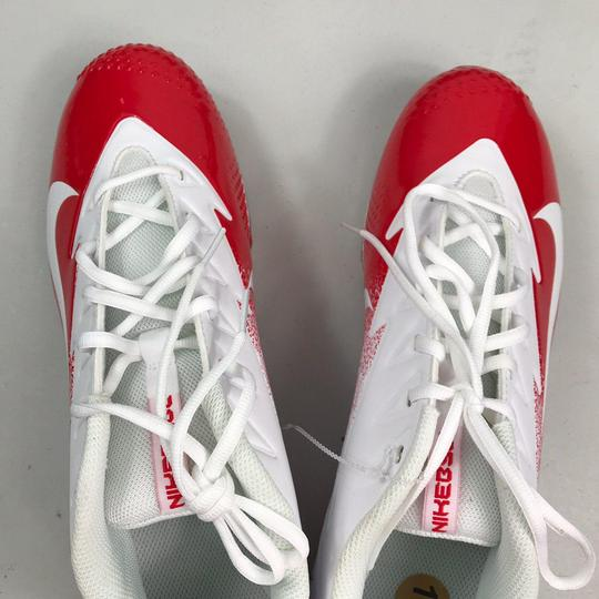 Nike Red/White Athletic Image 4