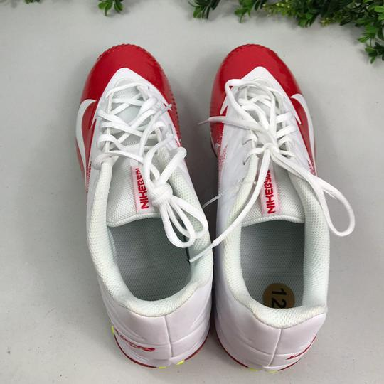 Nike Red/White Athletic Image 5