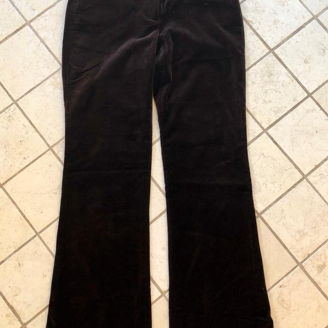 Theory Trouser Pants Brown Image 1