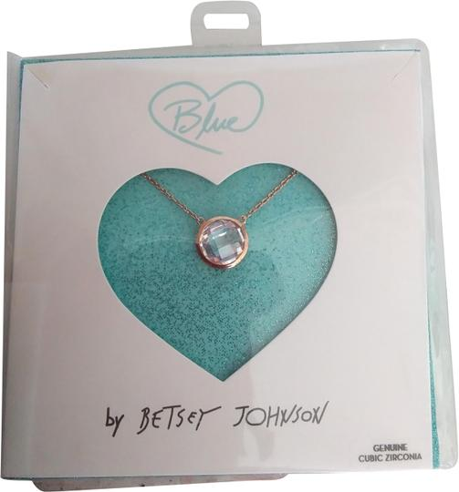 Preload https://img-static.tradesy.com/item/24894819/betsey-johnson-clear-new-faceted-cubic-zirconia-necklace-0-1-540-540.jpg