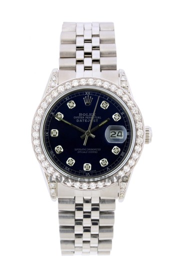 Preload https://img-static.tradesy.com/item/24894889/rolex-25ct-36mm-datejust-stainless-steel-w-box-and-appraisal-w-watch-0-0-540-540.jpg