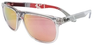 Ray-Ban NEW Rayban sunglasses Transparent Clear Pink 4147 AUTHENTIC