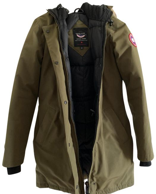 Item - Army Green Victoria Coat Size 6 (S)