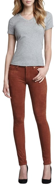 Item - Rust Medium Wash Gwenevere Ankle In Skinny Jeans Size 26 (2, XS)