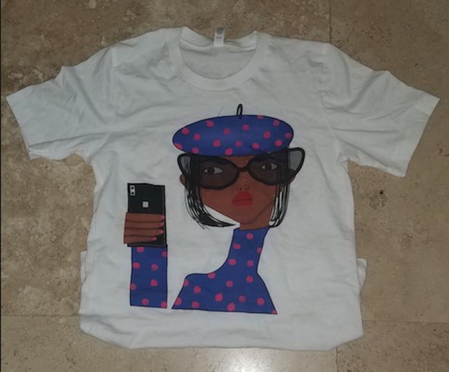 Très Chic Graphictshirt Graphic Africanamerican Fashion T Shirt Image 2