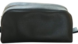 Louis Vuitton Green Cosmetic Pouch