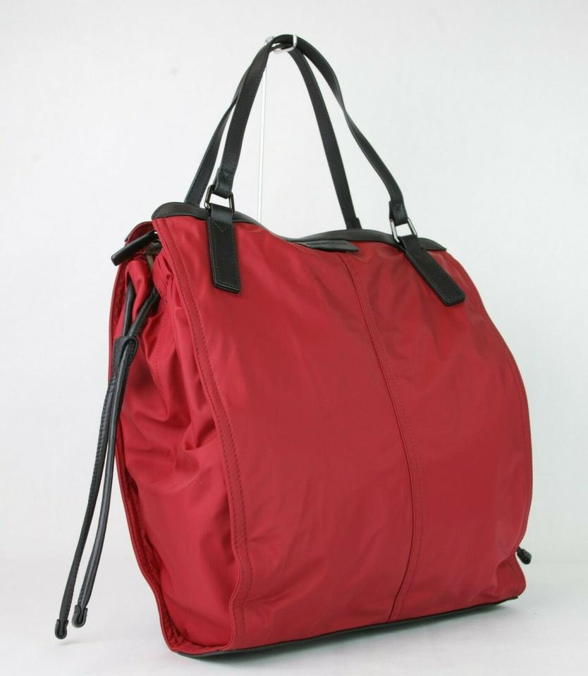 0d0d8be2c65d Burberry Military Packable Small Buckleleigh 3515997 Red Nylon Tote ...