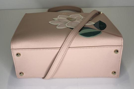 Kate Spade Matching Set Leather Satchel in Warm Vellum Image 10