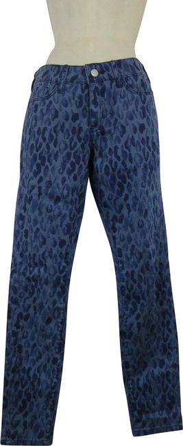 Item - Pilcro and The Letterpress Blue Mid Rise Skinny Pants Size 0 (XS, 25)