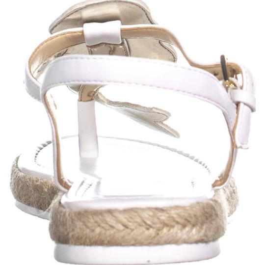 Katy Perry White Sandals Image 4