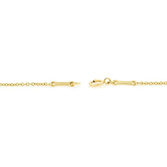 Tiffany & Co. 0.23ct Diamond By The Yard Necklace 18K Gold Image 5