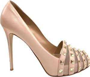 Valentino blush Platforms