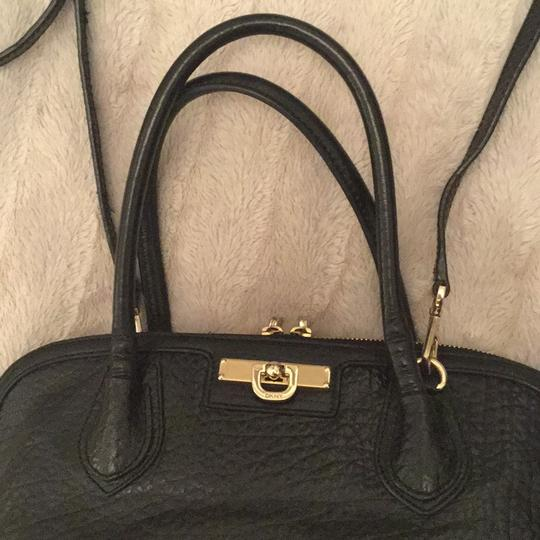 DKNY Satchel in Black Image 3
