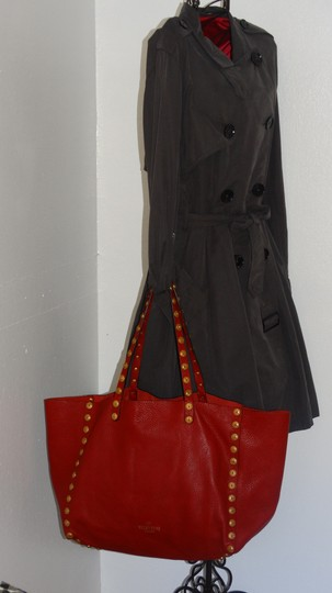 Valentino Tote in Red Image 2
