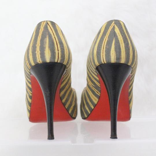 Christian Louboutin Green Pumps Image 3