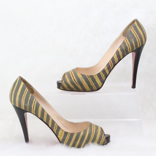 Christian Louboutin Green Pumps Image 4