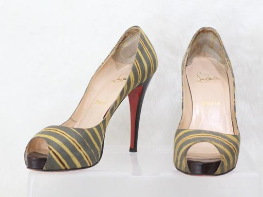 Christian Louboutin Green Pumps Image 6