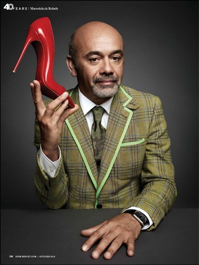 Christian Louboutin Green Pumps Image 9