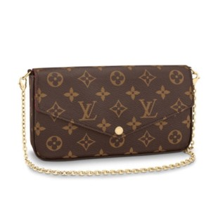 Louis Vuitton Chaine Wallets - Up to 70% off at Tradesy b8e17a88f60f6
