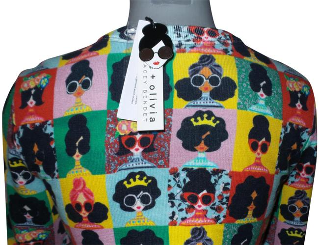 Item - Multicolor Ruthy Printed Cardigan Size 4 (S)