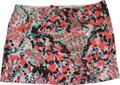 Lilly Pulitzer Mini Skirt Multicolor Sequined