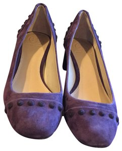 0332e8475d61ac Women s Purple Tory Burch Shoes - Up to 90% off at Tradesy