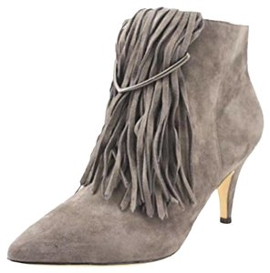 Brian Atwood Gray Boots