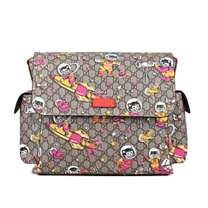 2d20ab43fbc Gucci Gg Cat Space Moon with Changing Pad Multiclor Supreme Canvas ...