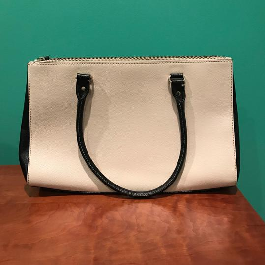 Kate Spade Satchel in Black and white Image 2