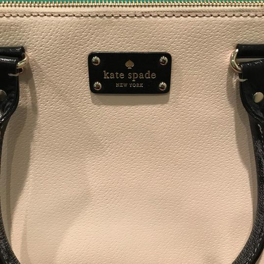 Kate Spade Satchel in Black and white Image 3