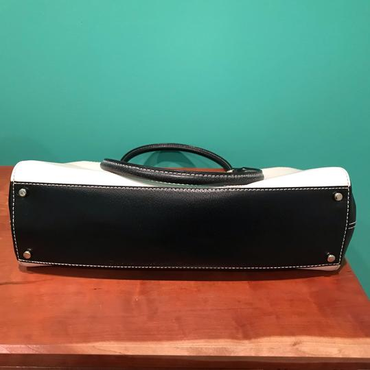 Kate Spade Satchel in Black and white Image 6