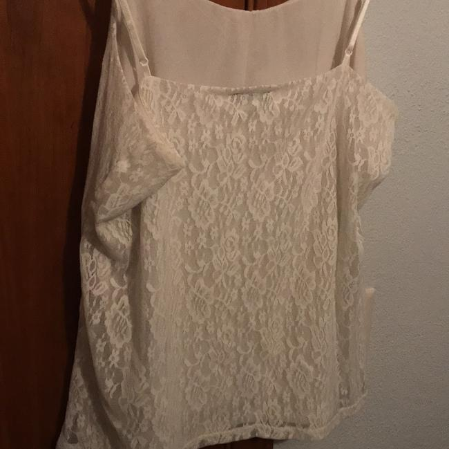 The Limited Top Ivory lace Image 1