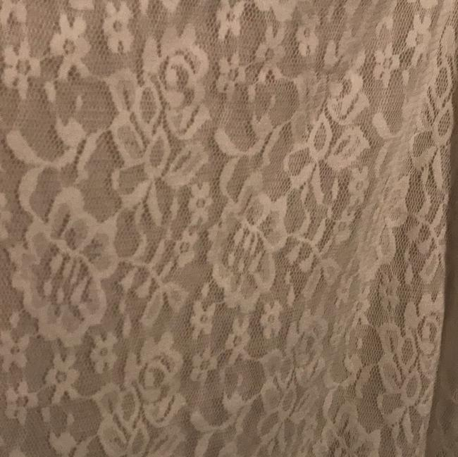 The Limited Top Ivory lace Image 2