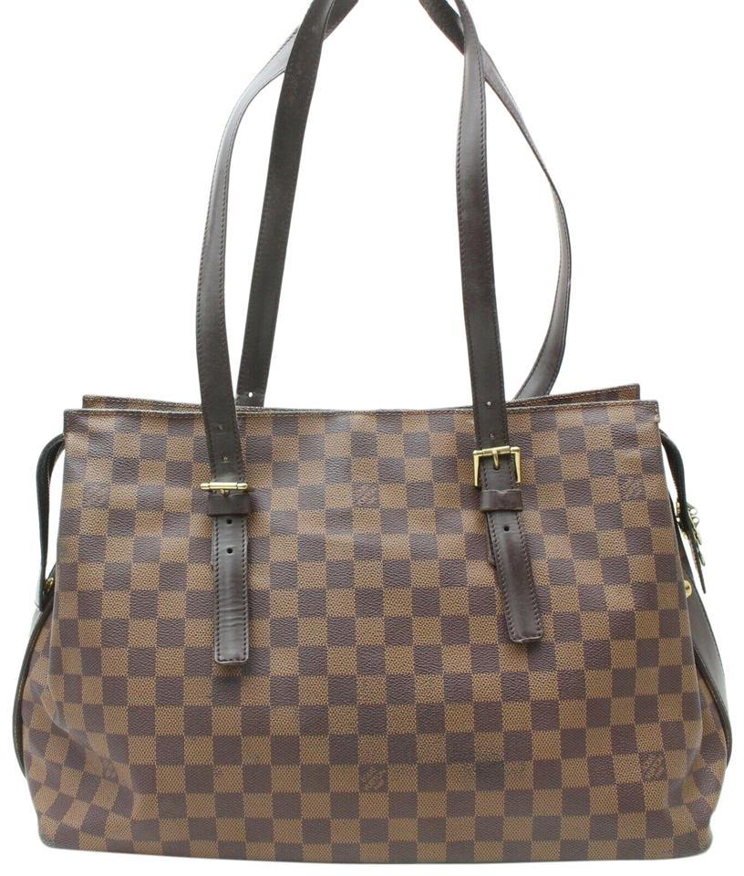ce426c4b9ba9 Louis Vuitton Columbine Neverful Luco All-in Iena Tote in Brown Image 0 ...