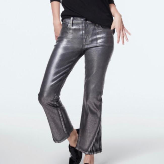 J Brand Boot Cut Jeans-Coated Image 3