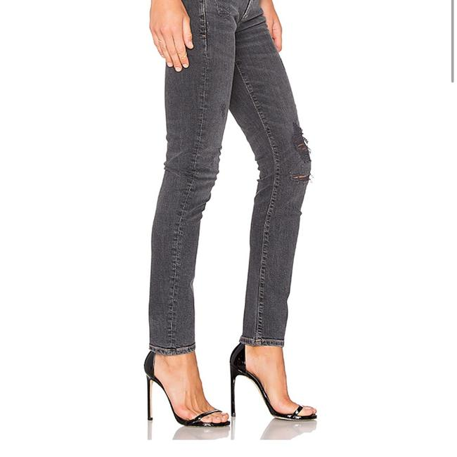 AGOLDE Skinny Jeans-Distressed Image 1