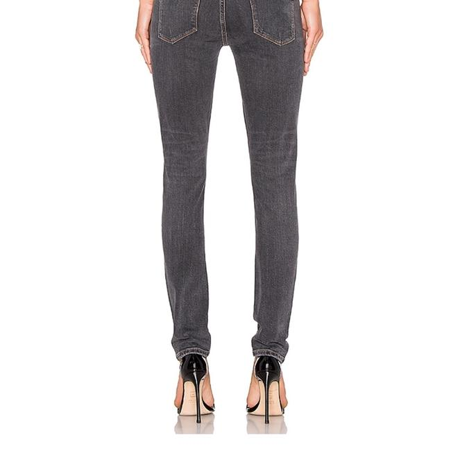 AGOLDE Skinny Jeans-Distressed Image 2
