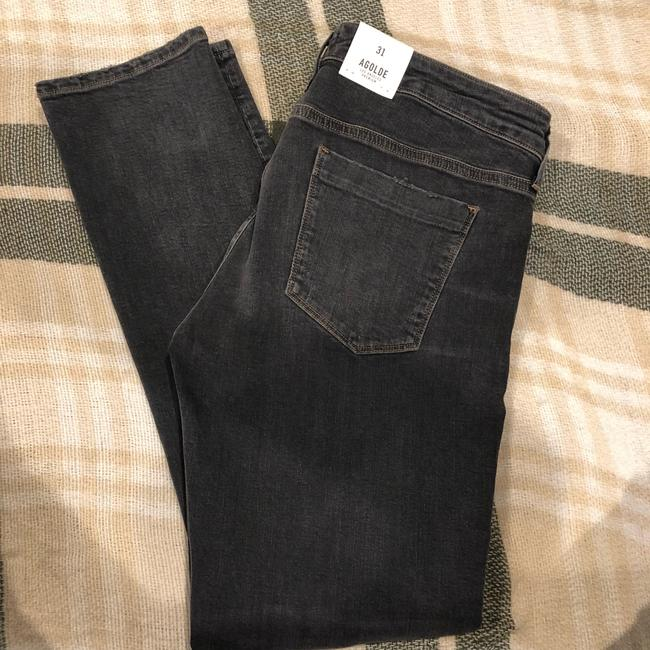 AGOLDE Skinny Jeans-Distressed Image 5