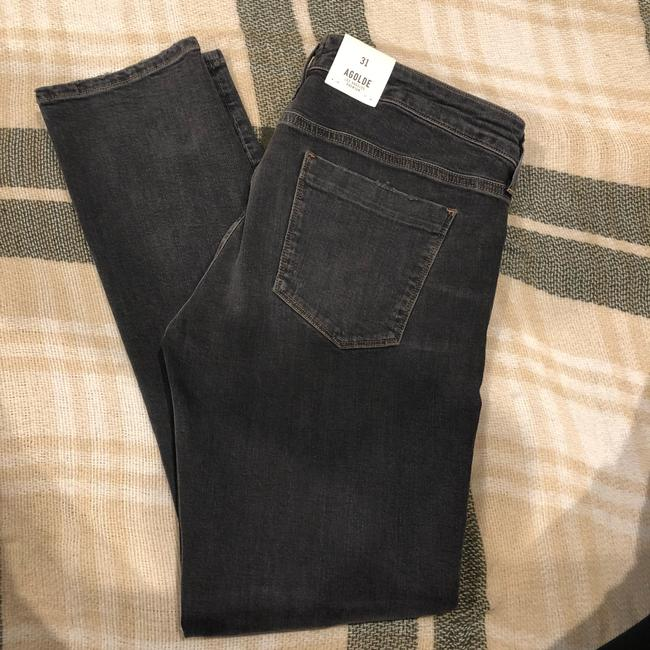 AGOLDE Skinny Jeans-Distressed Image 6